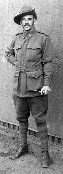 Robert Ralph Abercromby 1916